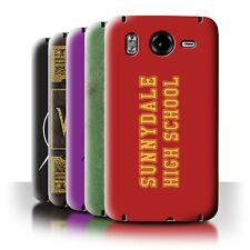 STUFF4 Back Case/Cover/Skin for HTC Desire HD/G10/Vampire Slayer
