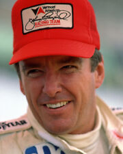 1985 Indy Racecar Driver JOHNNY RUTHERFORD Glossy 8x10 Photo Indianapolis 500