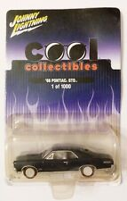 Johnny Lightning Cool Collectibles 1966 Pontiac GTO White Lightning
