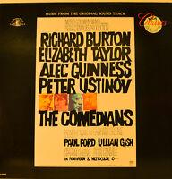 "East - Soundtrack - The Comedians - Laurence Rosenthal 12 "" LP (L529)"