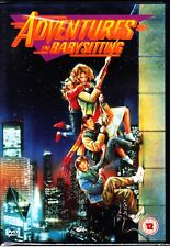 ADVENTURES IN BABYSITTING (1987) DVD REGION 4  ELIZABETH SHUE