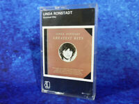 LINDA RONSTADT Greatest Hits RARE AUDIO CASSETTE TAPE 1976 WEA FREE UK P&P!