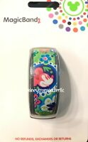 Disney Parks Magic Band Minnie Mouse Paisely & Floral Magicband New