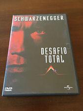 DESAFIO TOTAL - TOTAL RECALL  - 1 DVD - 109 MIN - UNIVERSAL - SCHWARZENEGGER