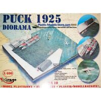 40101 Mirage 1:400 Scale Puck 1925 Diorama New-Boxed