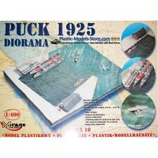 40101 Mirage 1:400 Echelle Puck 1925 Diorama nouveau-en boîte