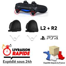Gachette bouton L2 R2 Ressort remplacement Manette Sony PS4 réparation button