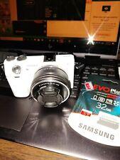 Sony Alpha a6000  24.3 MP Digital Camera with E PZ OSS 16-50mm Lens - White