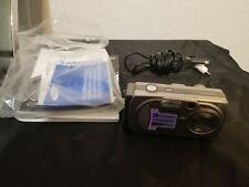 "Samsung Digimax 430 Digital Camera 4.2MP 1.5"" 2.8x OZ 4x DZ - W/RCA CORD-MANUAL"