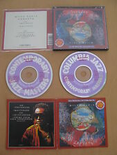 Miles Davis   Agharta  Digitally Remastered Columbia Rec.  12 Page Booklet  2 CD