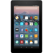 Amazon Fire 7 8GB 7-inch Tablet with Alexa 2017 Release in Black