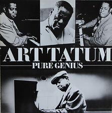 """Vinyle 33T Art Tatum  """"Pure genius"""""""