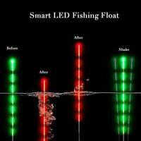 Smart Fishing Float Night Luminous Fishing Floats Light Automatically Remind New