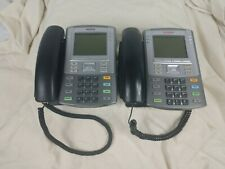 Avaya / Nortel 1140E IP VoIP PoE Desktop Phone NTYS05 w/base and handset EUC