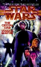 Star Wars - Legends: The Crystal Star by Vonda N. McIntyre (1995, Paperback, Rep