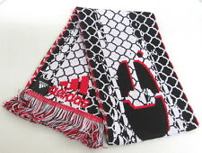 MLS DC United Multi-Color One Size Fits All Two-Sided Knit Scarf By adidas