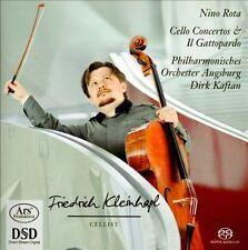 Nino Rota: Cello Concertos Nos. 1 & 2, New Music