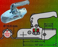 Albe Berndes Zugkugelkupplung Kugelkupplung Zugrohr 50mm 51mm EM 300 R B 05650
