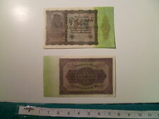 1922 GERMANY 50000 MARK REICHSBANKNOTE AU P#80 FREE PROTECTIVE HOLDER!!
