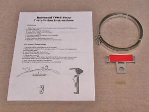 1 Ford TPMS Tire Air Pressure Sensor Monitor Band Strap Free Shipping