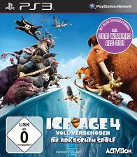 Sony PlayStation 3 ps3 juego Ice Age 4-mueve plenamente