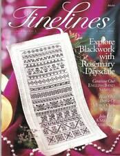 FineLines Magazine Winter 1999 Vol 3 No 3 COPY.