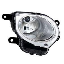 Fiat 500 High Beam Headlight Side Spot Light Lamp Drivers Side Right 2008-2017
