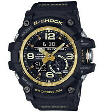 Casio Watch G-shock MUDMASTER Black Mens Gg-1000gb-1a