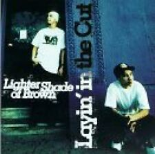 Lighter Shade of Brown Layin' in the cut (1994)  [CD]