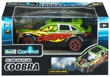 Revell Radio Control Rally Car 4WD COOBRA Car 4 WHEEL DRIVE Suitable for ages 8+
