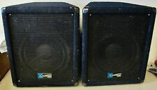"Yorkville Speaker Y112 150WPGM 8R-Impedance 150W 12"" Loudspeaker Performance"