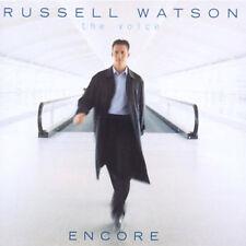 RUSSELL WATSON - ENCORE NEW CD