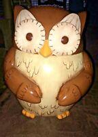 Owl Cookie Jar by Grasslands Road
