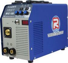 MIG Welder & MMA Welder - 180AMP Inverter 240V,  R-Tech MIG180 MIG Welder