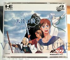 Tenshi no Uta, Pc Engine Nec, Duo R, RX, PCE Japan Market, Collectible condition