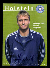 Daniel Jurgeleit Autogrammkarte Holstein Kiel 2004-05 Original Signiert+A 154835