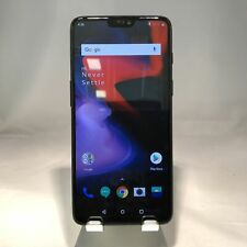 OnePlus 6 128GB Mirror Black Unlocked Very Good Condition