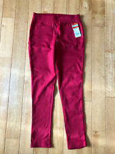 Cat and Jack Girls Red pants - size 10-12 years - New With Tags