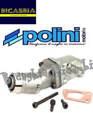 8751 - COLLETTORE POLINI MONOLAMELLARE 3 FORI 16 - 16 VESPA 50 PK S XL N V FL