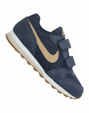 Nike Boys Unisex Kids MD Runner 2 (PSV) UK2 EUR34 - Blue - Brand New