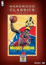 NBA Hardwood Classics: Michael Jordan: Come Fly With Me NEW R4 DVD