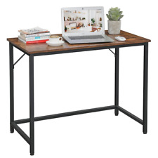 VASAGLE Schreibtisch, Computertisch, Bürotisch, Büromöbel, Arbeitstisch LWD41X