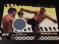 Mauricio Rua UFC 2010 Topps Fight Relic Mat #FM-MR
