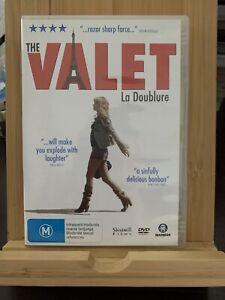 The Valet (DVD, 2007) Region 4 Rare