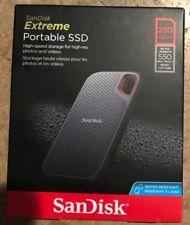 SanDisk Extreme Portable SSD 250Gb/Go