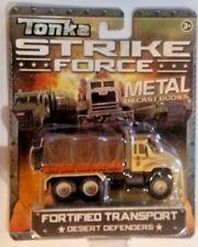 TONKA Strike Force - Fortified Transport - Desert Defenders - Metal Diecast