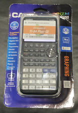 Casio Prizm Fx-Cg50 Color Graphing Calculator w/Python 3D Graphs *Open Boxed*