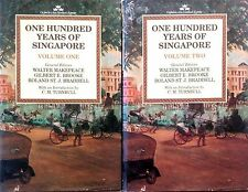One Hundred Years of Singapore (2 Vols.)
