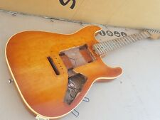 1982 DiMarzio Custom str * t-made en San Dimas by Charvel-d Shape Neck