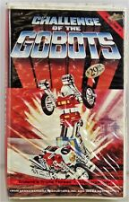 Challenge of the Gobots, Vol. 2/II (VHS, 1985) OOP 1st Children's Video Library!